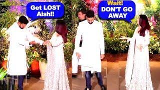Aishwarya Rai Fight with husband Abhishek Bachchan Publicly after Salman entry