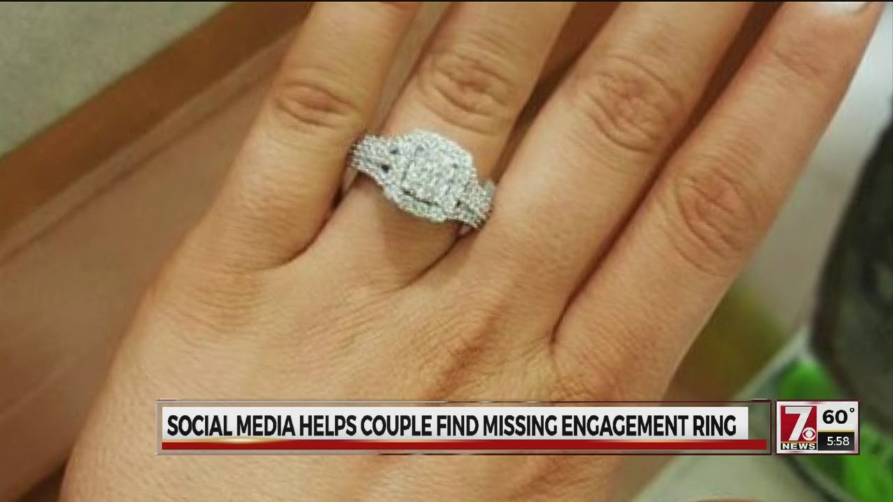 Facebook Post Helps Couple Find Engagement Ring Lost At Biltmore