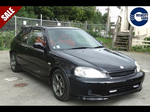 1999 Honda Civic Type R for sale in Vancouver, BC, Canada