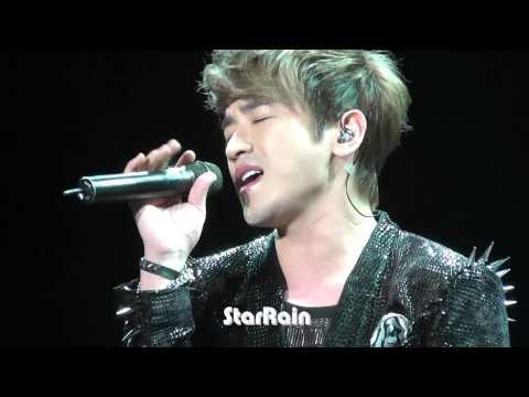 Fancam 130222 Lee MinWoo Fanmeeting Beijing Just One Night+비야