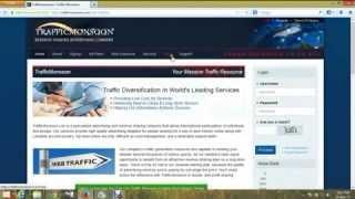 TrafficMonsoon Bangla Tutorial For Beginners -ট্রাফিক মুনসুন বাংলা টিউটেরিয়াল