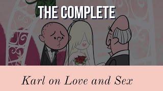 The Complete Karl Pilkington's Love, Sex & Romance ( Compilation w/ Ricky Gervais & Steve Merchant)