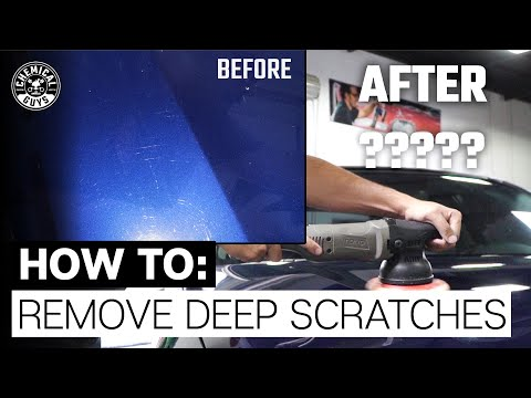How To Remove Deep Scratches! - Chemical Guys