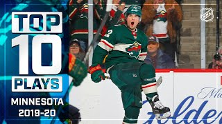 Top 10 Wild Plays of 2019-20 ... Thus Far   NHL
