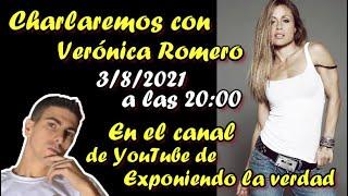 Elevando la vibración con Verónica Romero...