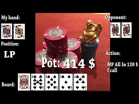 Poker At The Bellagio!   Vlog #46 Pokerkraut Las Vegas
