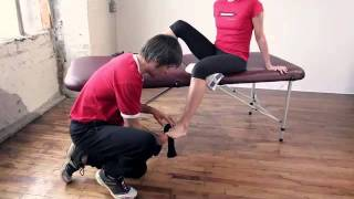 Whartons Lower Leg Exercises