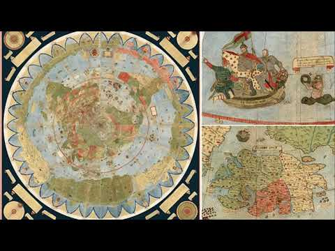 Collectors a ssemble largest known map of the early world