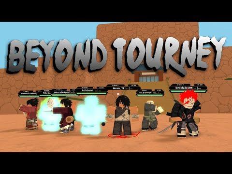 BEYOND TOURNAMENT#1 (1,000 Robux)   Roblox: Beyond [Beta