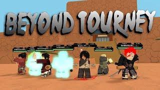 BEYOND TOURNAMENT#1 (1,000 Robux) | Roblox: Beyond [Beta]