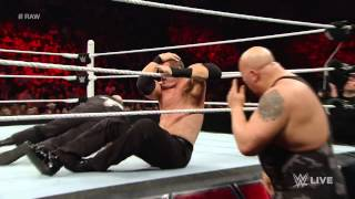 Erick Rowan is a man of few words: Raw Fallout, March 9, 2015