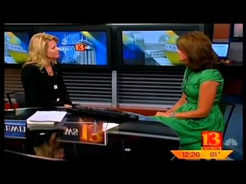 Jill Castle Child Nutritionist on WTHR Channel 13 Indianapolis