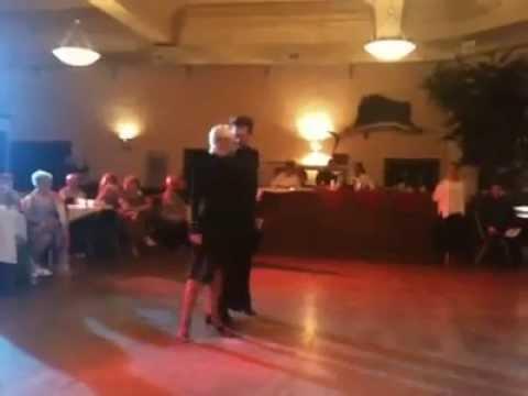Argentine Tango Adagio. Anastassia Ballroom & Dance