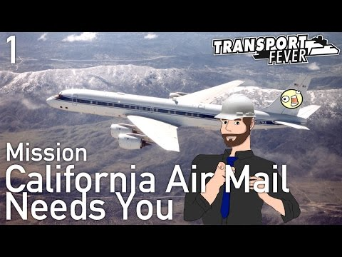 Transport Fever [20] Air Mail Scandal 1/5