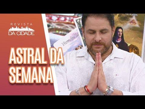 Previsão dos Signos, Tarot e Energia da Semana - Revista da Cidade (16/07/18)