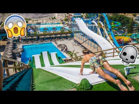 INSANE SLIP N FLY FAILS!!! (Mexico)