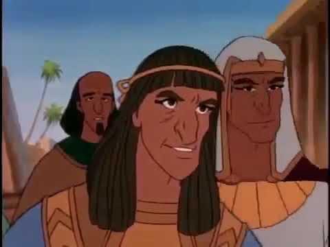 Иосиф в Египте христианский мультфильм