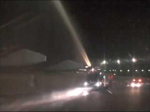 Last international flight Tempelhof