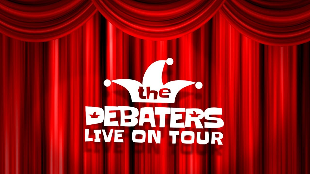 video: The Debaters Live on Tour
