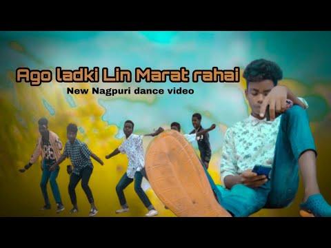 New Nagpuri Dance Video 2020 // Ago Ladki Lain Marat Rahe Chupe Chupe // Singer __mahesh Oraon