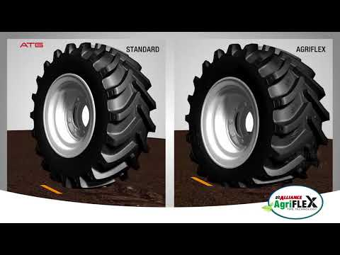 Agriflex Tires from ATG