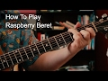 Raspberry Beret - Prince Guitar Tutorial