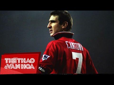 Khí phách Eric Cantona - Nhà vua của Manchester Utd | Chân dung huyền thoại