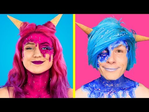 Trying 11 Best Fun Halloween Costumes by Crafty Panda