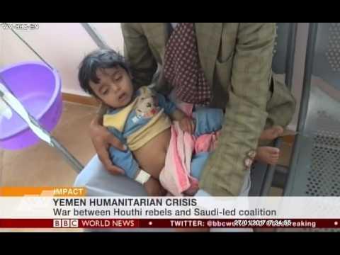BBC World's Interview with Jamie McGoldrick, the UN humanitarian coordinator in Yemen