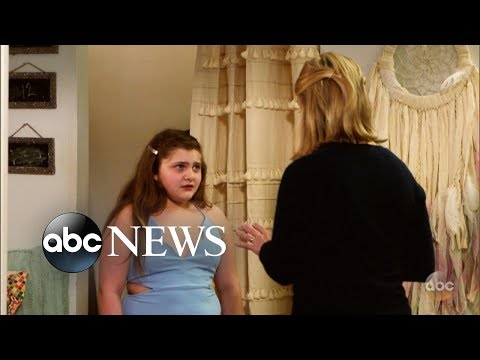 Mother wants daughter to lose weight | What Would You Do? | WWYD