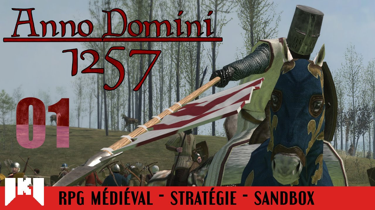 And blade warband anno domini 1257 d 233 couverte du mod 1 3 youtube
