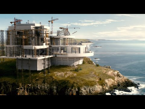Gulliver's Travels - Gullivers New House (HD 1080p)