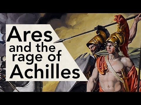 Ares and the Rage of Achilles