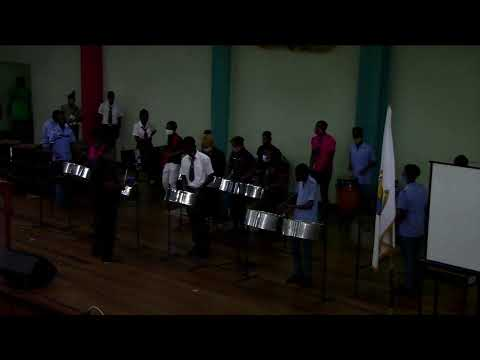 Daryll Jordan Secondary School Live Stream