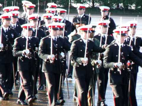 Royal marines yo 2008 pass out 8 conclusion youtube - Royal marines recruitment office ...