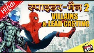 Spider-Man 2 Villains & Lead Casting [Explained In Hindi]