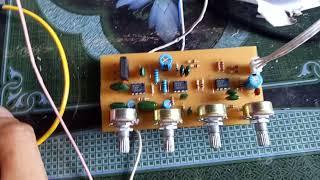 Subwooder 3 tần số 32hz 64hz 125hz, sạch 99%
