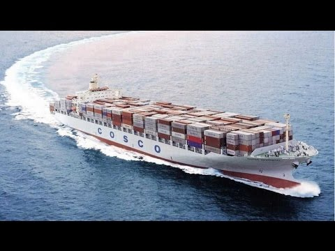 TOP TEN LARGEST SHIPPING COMPANIES -2017