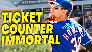 NEW Ticket Counter Immortals Predictions! MLB The Show 18 Diamond Dynasty