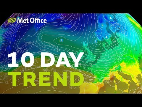 10 Day Trend – Cold Next Week? 04/12/19