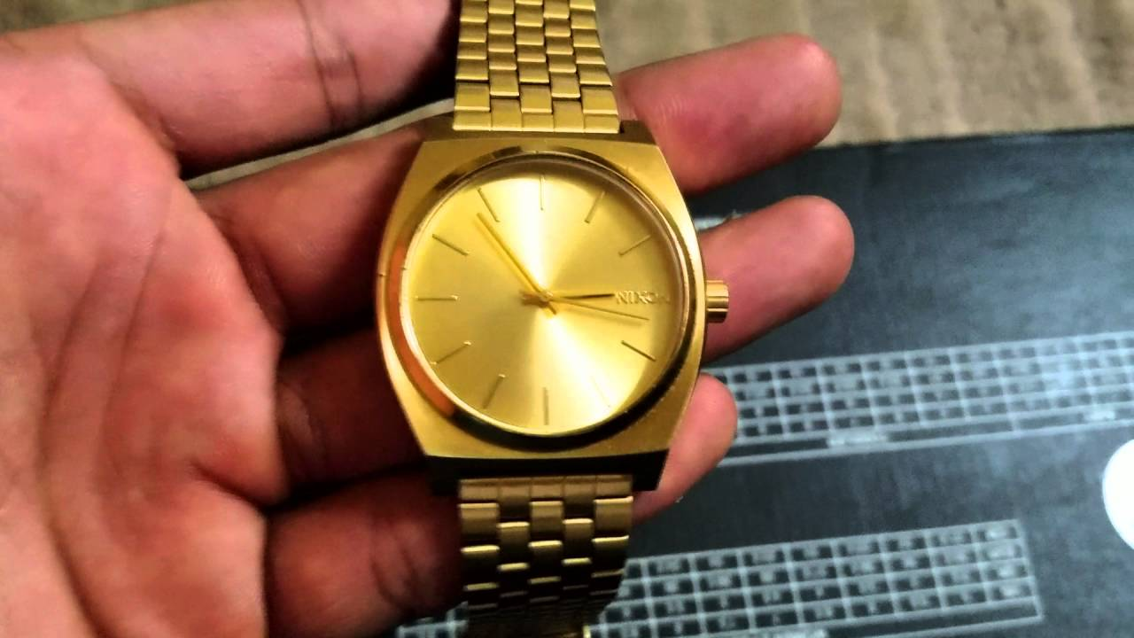 Review del reloj nixon el famoso time teller!! - YouTube 11f9b5d1c809