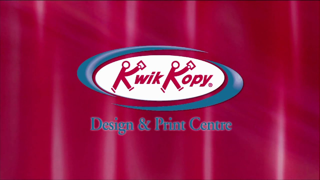 Kwik Kopy Design and Print Centre Charlottetown, PEI - YouTube