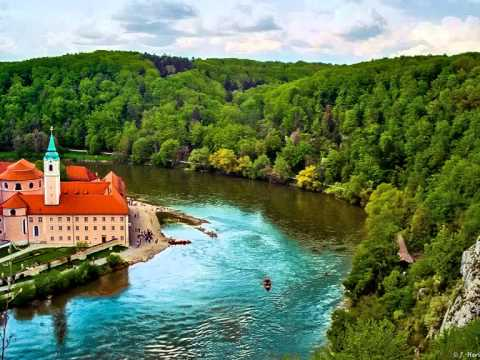 Strauss - Blue Danube - Blauer Donau - Danubio Azul - Waltz - 432 Hz.