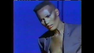 Watch Grace Jones Demolition Man video