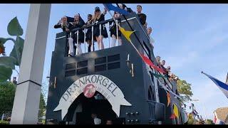 Dorpsfeest Oosternijkerk 2019 optocht zaterdagavond