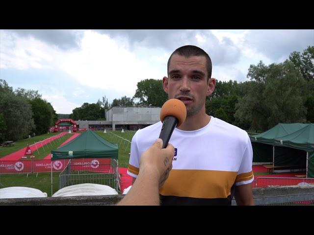 Tom Mets klaar voor Challenge Geraardsbergen 2019