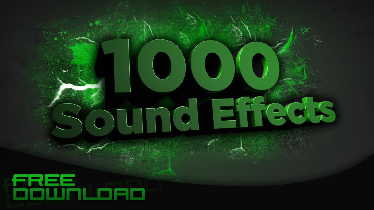 Guns sound effects free collection download.