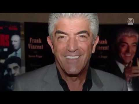 'The Sopranos' and 'Goodfellas' actor Frank Vincent dead at 80