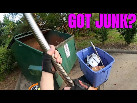 Street Junking - Let's Ride in Search of Unknown Treasure Expedition from YouTube · Duration:  55 minutes 28 seconds
