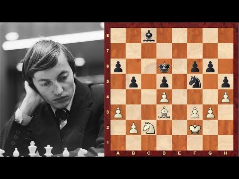 Karpov's Immortal Chess Endgame vs Garry Kasparov - Game 9, 1984 - Amazing Game